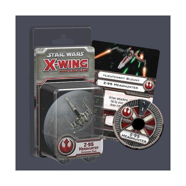 Star Wars X-Wing: Z-95 Headhunter expansion pack - Egyszerbolt Társasjáték Webáruház