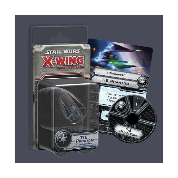 Star Wars X-Wing: TIE Phantom expansion pack - Egyszerbolt Társasjáték Webáruház