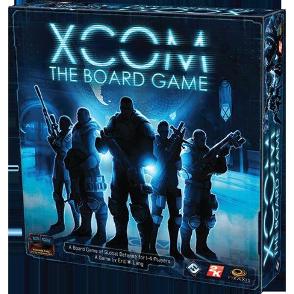 XCOM: The Board Game - Egyszerbolt Társasjáték Webáruház
