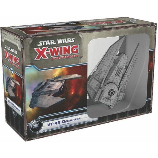Star Wars X-Wing: VT-49 Decimator expansion pack - Egyszerbolt Társasjáték Webáruház