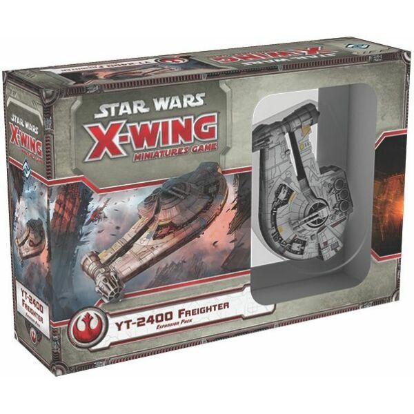 Star Wars X-Wing: YT-2400 Freighter expansion pack - Egyszerbolt Társasjáték Webáruház