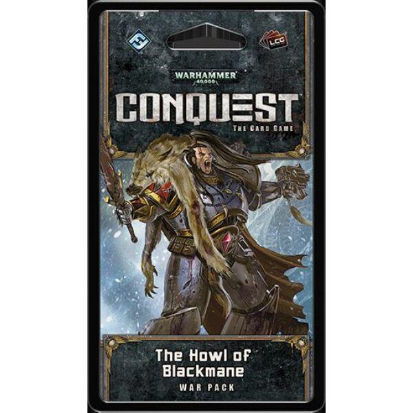 Warhammer 40k: Conquest - Howl of Blackmane (Warlord 1) - Egyszerbolt Társasjáték Webáruház