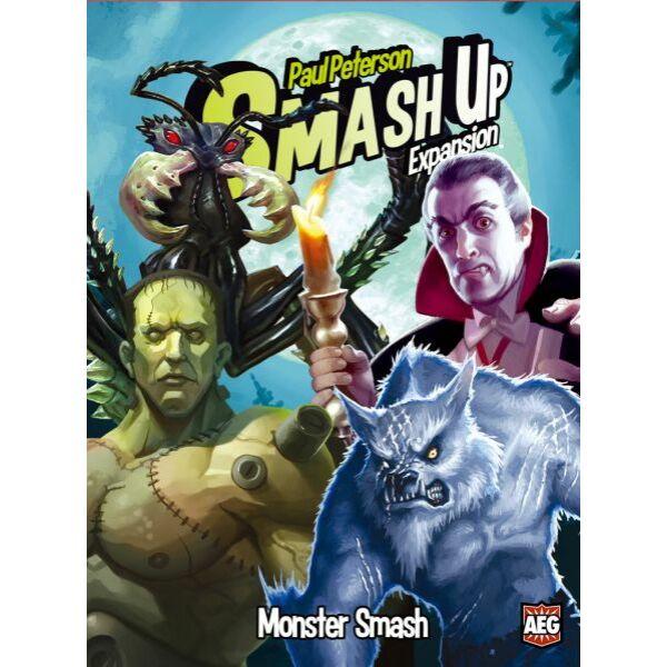 Smash Up: Monster Smash kiegészítő - Egyszerbolt Társasjáték Webáruház