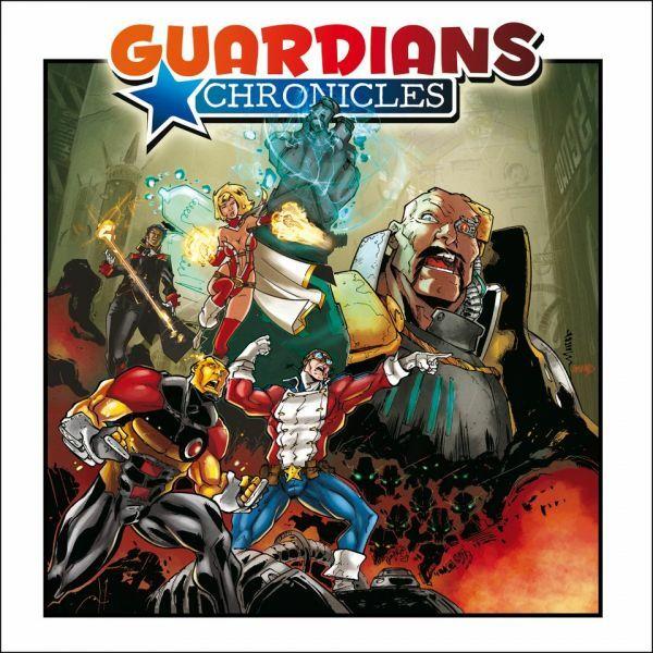 Guardian's Chronicles - Egyszerbolt Társasjáték Webáruház