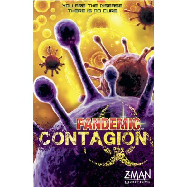 Pandemic: Contagion - Egyszerbolt Társasjáték Webáruház