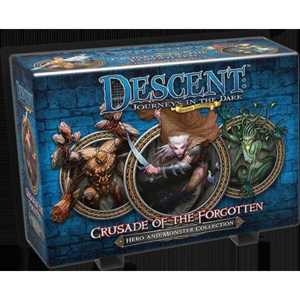 Descent: Journeys in the Dark (2nd edition) - Crusade of the Forgotten kiegészítő - Egyszerbolt Társasjáték Webáruház