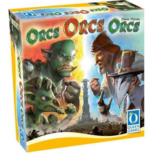Orcs Orcs Orcs - Egyszerbolt Társasjáték Webáruház