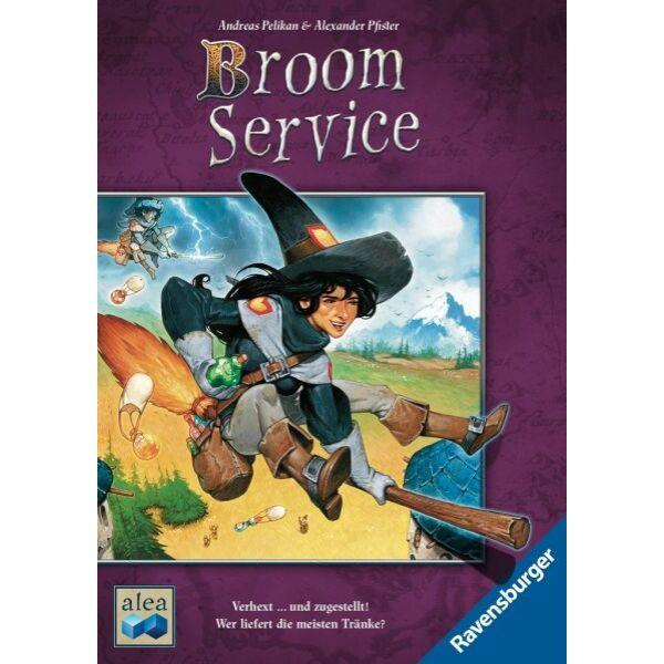 Broom Service - Egyszerbolt Társasjáték Webáruház