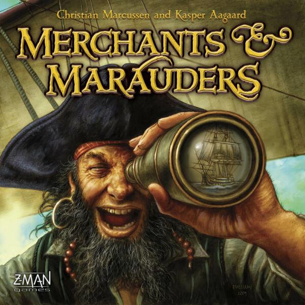 Merchants and Marauders - Egyszerbolt Társasjáték Webáruház