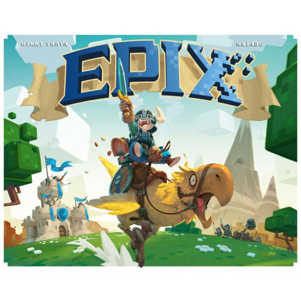 EPIX - Egyszerbolt Társasjáték Webáruház