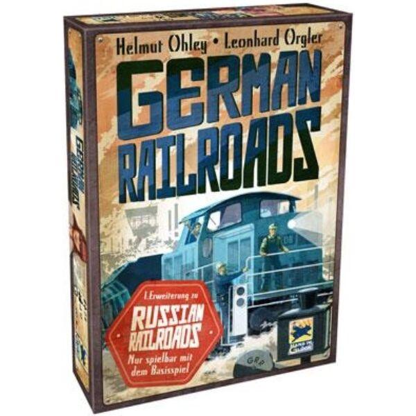 Russian Railroads - German Railroads kiegészítő - Egyszerbolt Társasjáték Webáruház