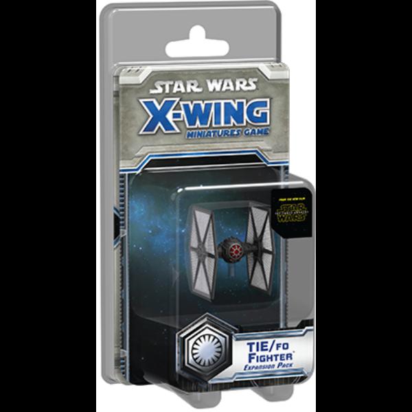 Star Wars X-Wing: TIE/fo expansion pack - Egyszerbolt Társasjáték Webáruház