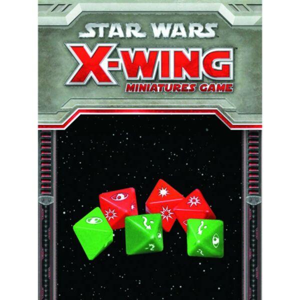 Star Wars X-Wing Dice Pack - Egyszerbolt Társasjáték Webáruház