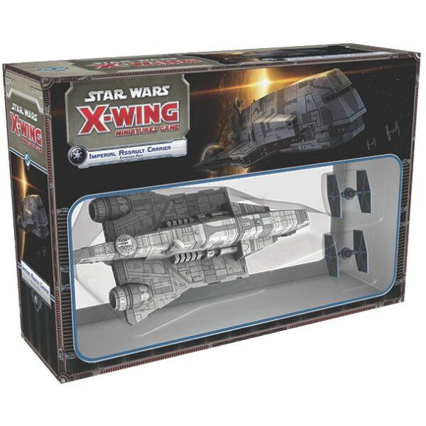 Star Wars X-Wing: Imperial Assault Carrier expansion pack - Egyszerbolt Társasjáték Webáruház