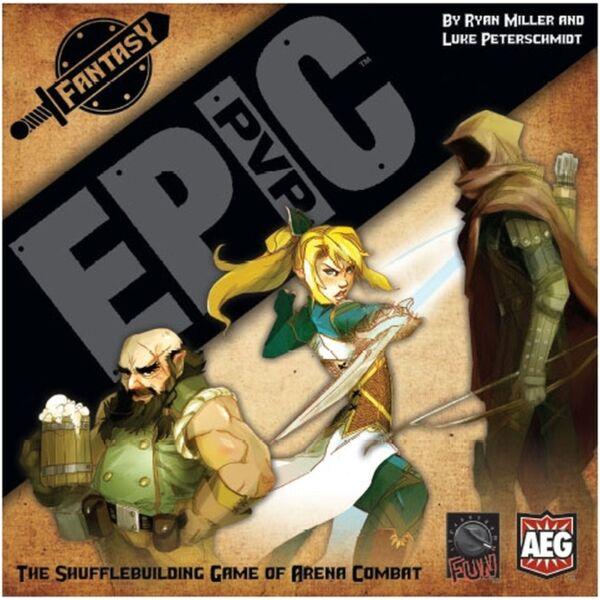 Epic PVP: Fantasy - Egyszerbolt Társasjáték Webáruház