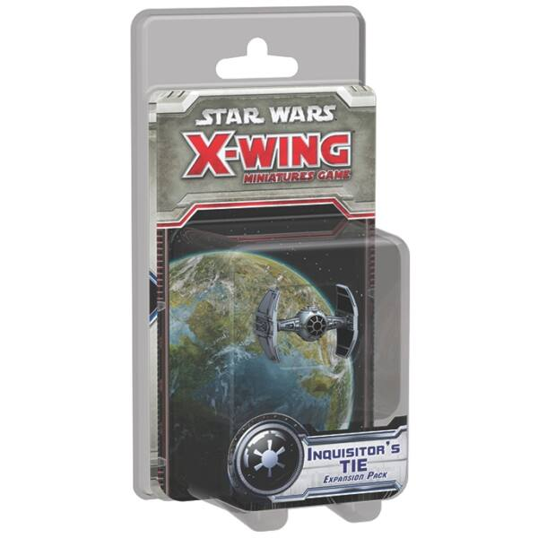 Star Wars: X-Wing Miniatures Game - Inquisitor's TIE kiegészítő - Egyszerbolt Társasjáték Webáruház