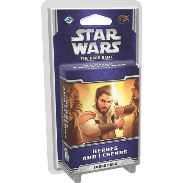 Star Wars LCG: Heroes and Legends (Echoes of the Force Cycle 1) - Egyszerbolt Társasjáték Webáruház