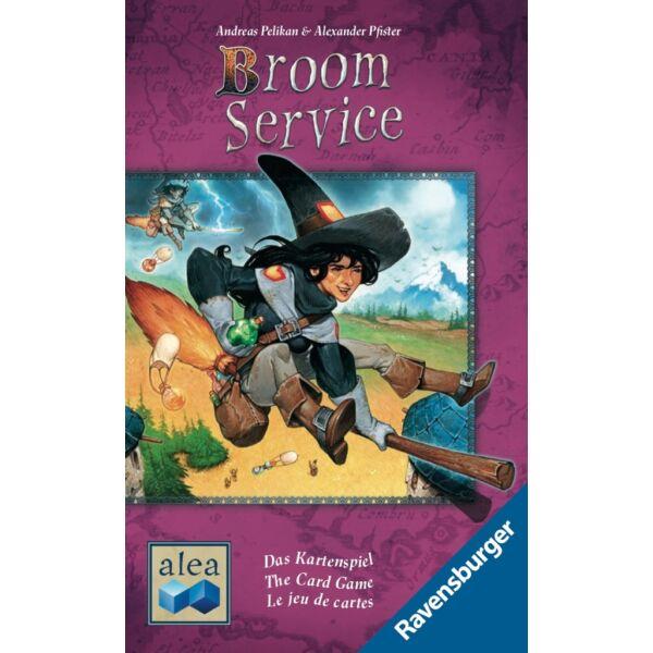 Broom Service - A kártyajáték - Egyszerbolt Társasjáték Webáruház