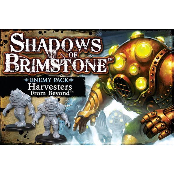 Shadows of Brimstone: Harvesters from Beyond Enemy Pack kiegészítő - Egyszerbolt Társasjáték Webáruház
