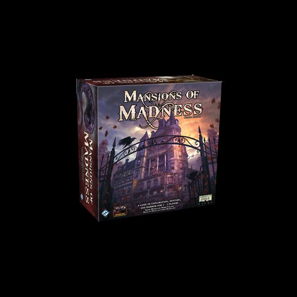 Mansions of Madness 2. kiadás - Egyszerbolt Társasjáték Webáruház
