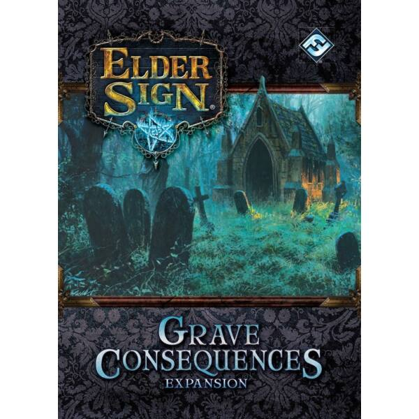 Elder Sign: Grave Consequences kiegészítő - Egyszerbolt Társasjáték Webáruház