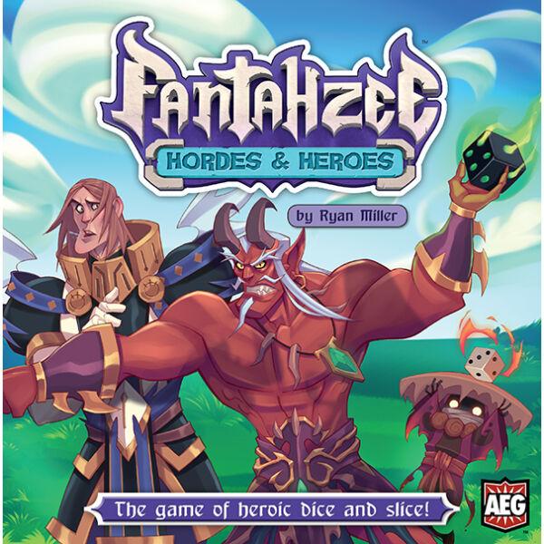 Fantahzee: Hordes and Heroes - Egyszerbolt Társasjáték Webáruház