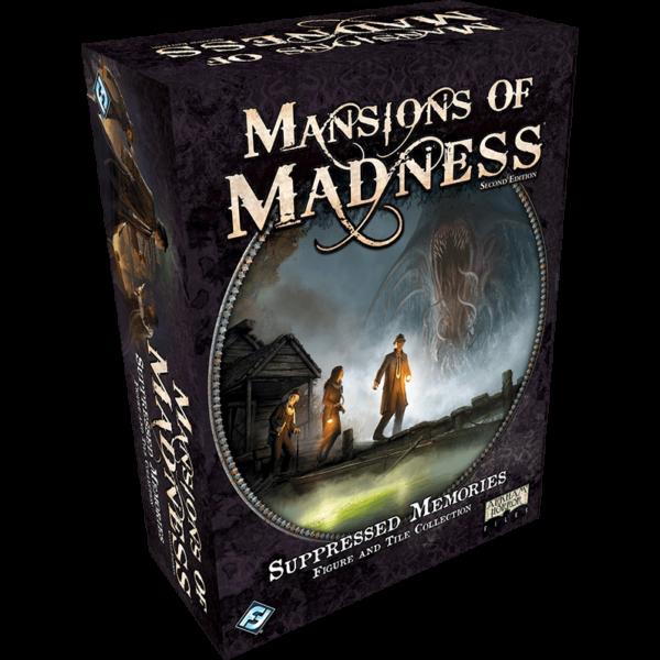 Mansions of Madness 2. kiadás - Suppressed Memories kiegészítő - Egyszerbolt Társasjáték Webáruház
