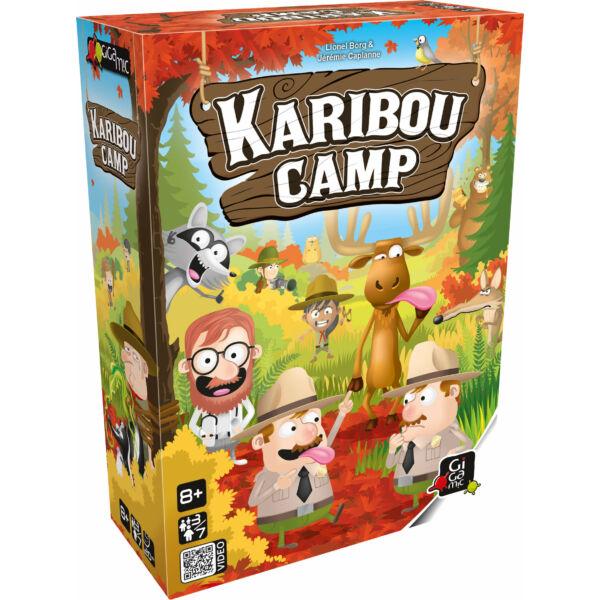 Karibou Camp - Egyszerbolt Társasjáték Webáruház