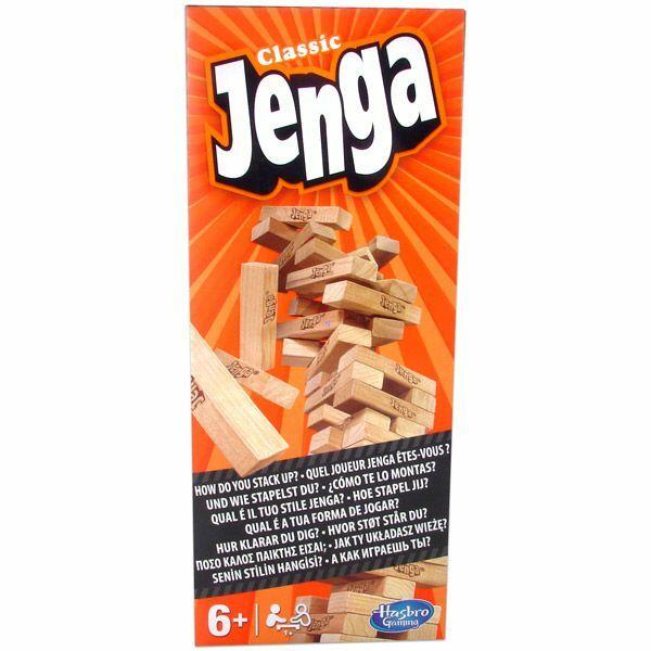 Jenga Classic társasjáték - Egyszerbolt Társasjáték Webáruház