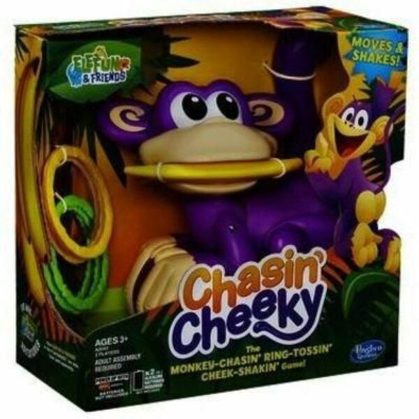 Elefun & Friends Chasin' Cheeky - Egyszerbolt Társasjáték Webáruház