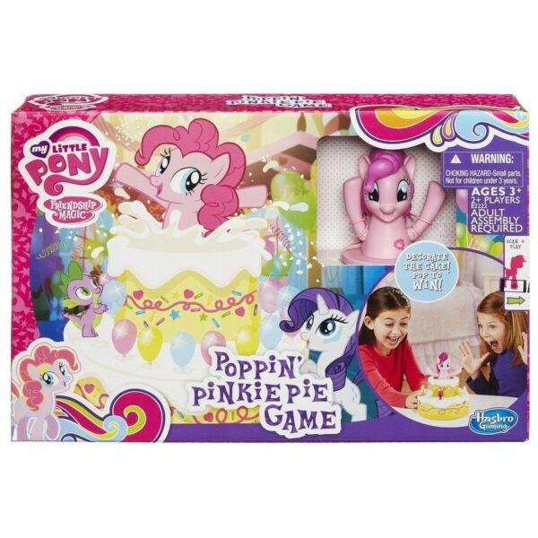 MLP Poppin Pinkie Pie társasjáték - Egyszerbolt Társasjáték Webáruház