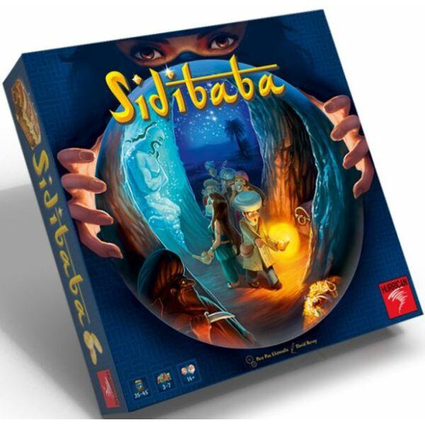 Sidi Baba - Egyszerbolt Társasjáték Webáruház