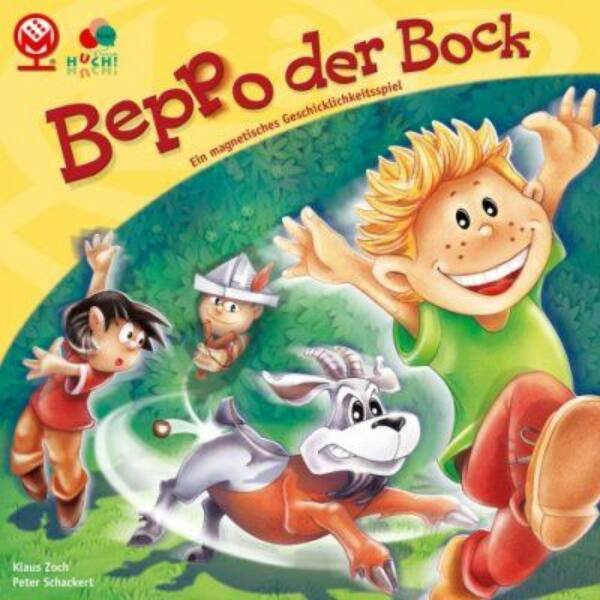 Beppo der Bock - Egyszerbolt Társasjáték Webáruház