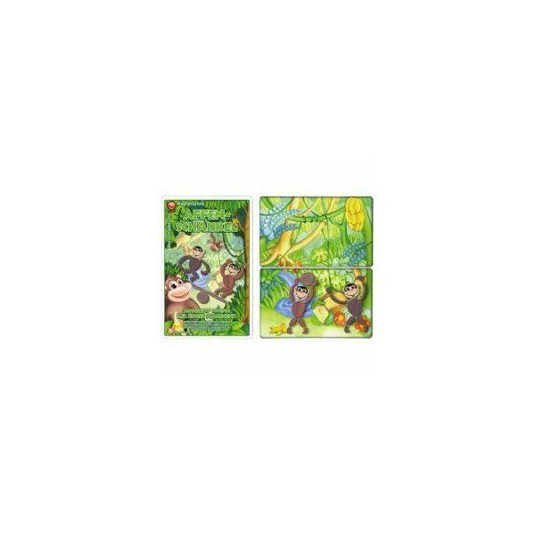 Monkeys' Swing (Affenschaukel) mágneses - Egyszerbolt Társasjáték Webáruház