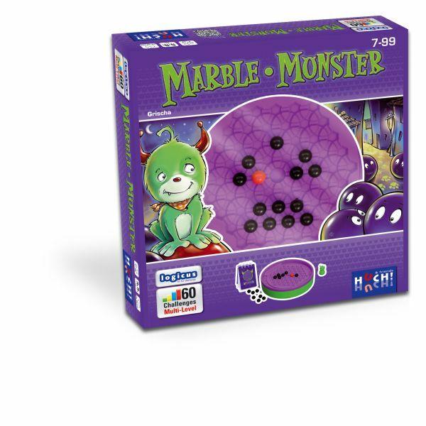 Marble Monster - Egyszerbolt Társasjáték Webáruház