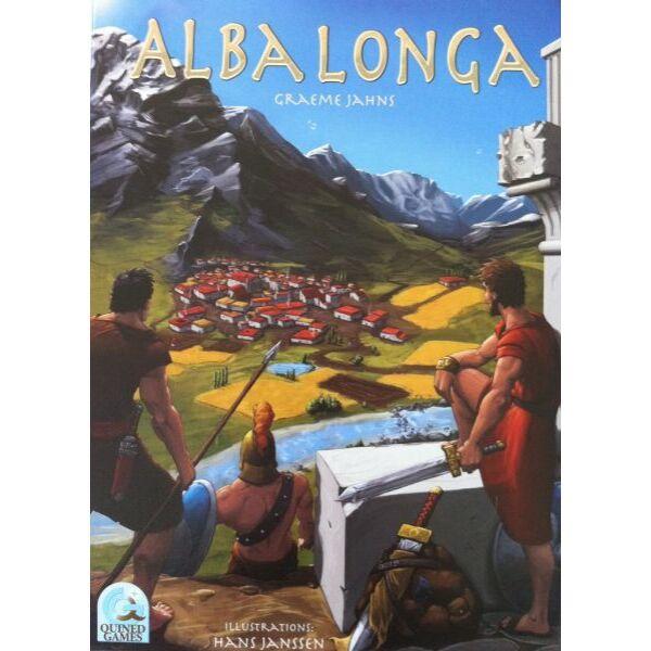 Alba Longa - Egyszerbolt Társasjáték Webáruház