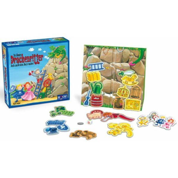 Die kleinen Drachenritter - A kis sárkánylovag - Egyszerbolt Társasjáték Webáruház