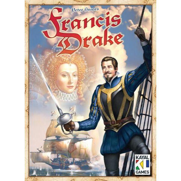 Francis Drake - Egyszerbolt Társasjáték Webáruház