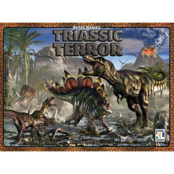 Triassic Terror - Egyszerbolt Társasjáték Webáruház
