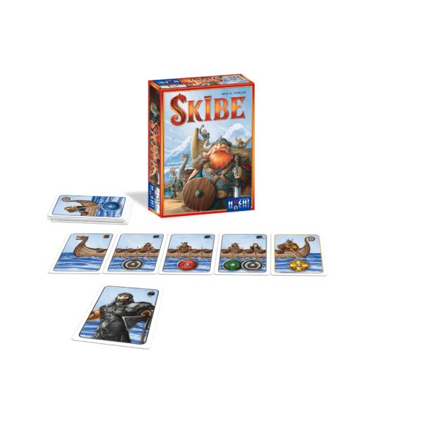 Skibe - Egyszerbolt Társasjáték Webáruház