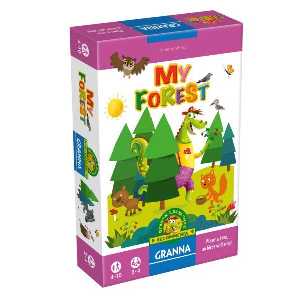 Granna My forest - Egyszerbolt Társasjáték Webáruház