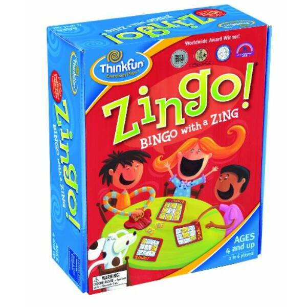 Zingo (angol nyelvű) - Egyszerbolt Társasjáték Webáruház