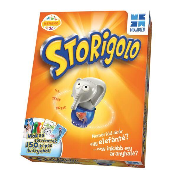 Storigolo társasjáték 6 éves kortól - Egyszerbolt Társasjáték Webáruház