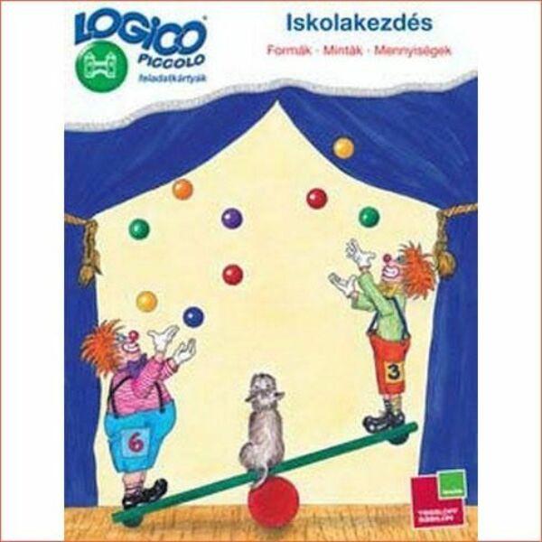 Logico Piccolo Iskolakezdés: Formák - Minták - Mennyiségek 3302 - Egyszerbolt Társasjáték Webáruház