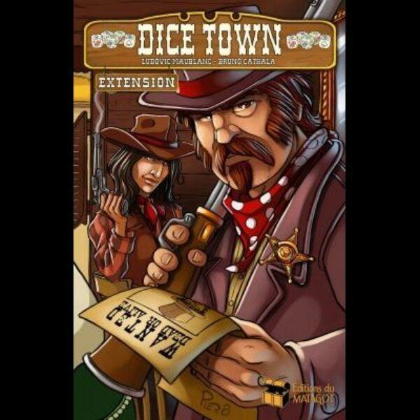 Dice Town Extension - Egyszerbolt Társasjáték Webáruház