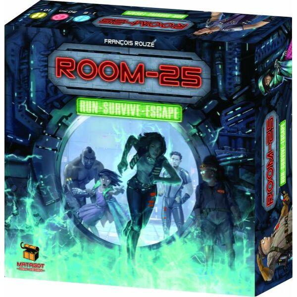 Room 25 (új kiadás) - Egyszerbolt Társasjáték Webáruház