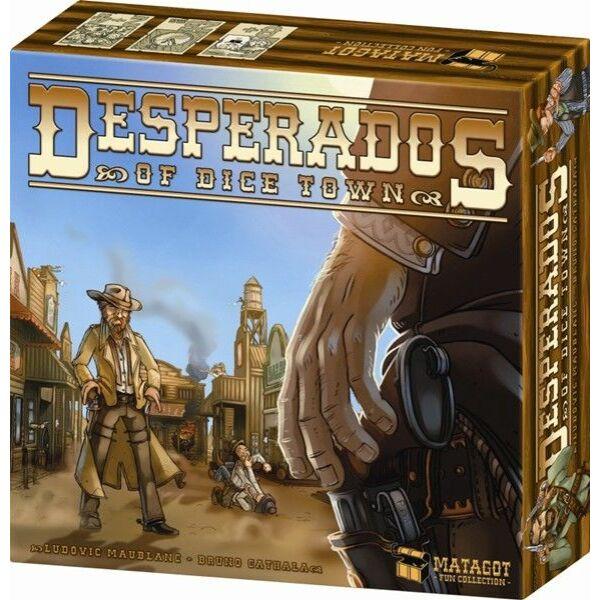 Desperados of Dice Town - Egyszerbolt Társasjáték Webáruház