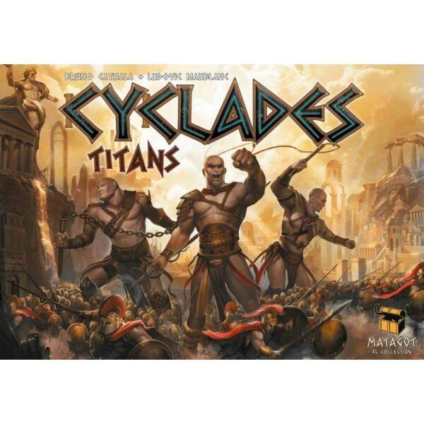 Cyclades: Titans - Egyszerbolt Társasjáték Webáruház