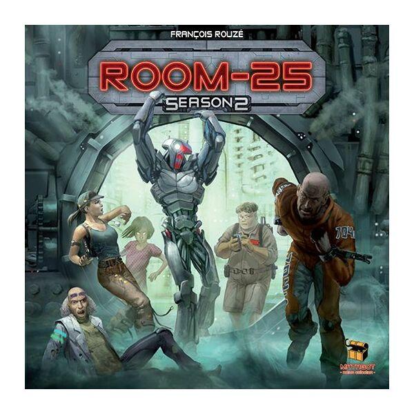 Room 25: Season 2 kiegészítő - Egyszerbolt Társasjáték Webáruház
