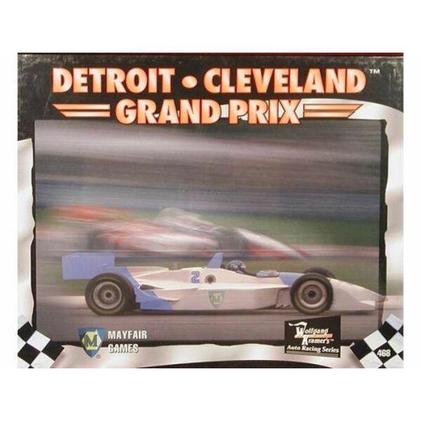 Detroit-Cleveland Grand Prix - Egyszerbolt Társasjáték Webáruház